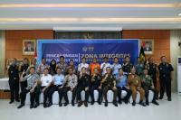 Wujudkan Birokrasi Bersih dan Melayani, Bea Cukai Riau Canangkan Zona Integritas