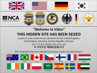 Penegak Hukum Tangkap 338 Orang Terkait Situs Pornografi Anak di Dark Web
