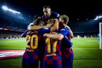 Messi Tegaskan Barcelona Ingin Sapu Bersih Trofi Musim Ini