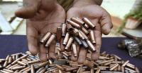 Ratusan Peluru Aktif Ditemukan dalam Selokan di Kota Yogyakarta