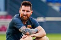 Kerap Dibekap Cedera, Messi Akui Dirinya Tak Muda Lagi