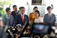 Jokowi Kembali Dilantik sebagai Presiden, Gibran: Senang dan Bangga