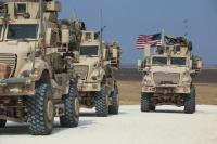 Pasukan AS Bergeser dari Suriah ke Irak