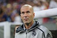 Zidane Akui Madrid Alami Tekanan Jelang Hadapi Galatasaray