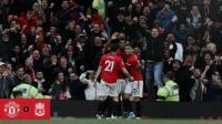 Ini Penyebab Man United Gagal Bungkam Liverpool di Old Trafford
