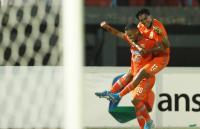 Borneo FC Tundukkan Kalteng Putra 2-0