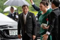 """Alami """"Sakit Tak Tertahankan"""" Duterte Persingkat Kunjungannya ke Jepang"""