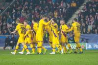 Barcelona Curi Tiga Poin dari Markas Slavia Praha