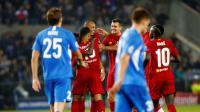 Liverpool Menang 4-1 atas KRC Genk