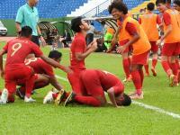 Timnas Indonesia U-19 Lolos ke Piala Dunia U-20 2021