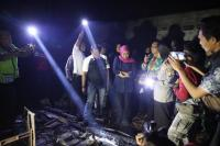 800 Kios di Pasar Tulungagung Terbakar, Khofifah Siapkan Penampungan Sementara