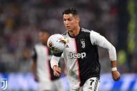 Vieira Duga Ronaldo Frustrasi karena Seret Gol di Juventus