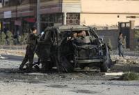 Bom Mobil Meledak di Kabul Menewaskan 7 Orang Termasuk Anak-Anak