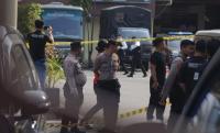 5 Fakta Aksi Bom Bunuh Diri Lukai 6 Orang di Mapolrestabes Medan
