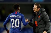 Satu Omongan Lampard Yakinkan Hudson-Odoi Bertahan di Chelsea