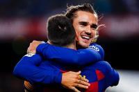 Messi dan Griezmann Tengah Membangun Hubungan Pertemanan