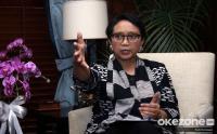Menlu Retno Blak-Blakan soal Tingkat Kepuasan Presiden Jokowi terhadap Menterinya