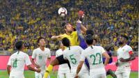 Kecewanya Febri Hariyadi Buang Peluang Emas di Laga Malaysia vs Indonesia