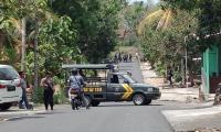 Densus 88 Tangkap Terduga Teroris di Gunungkidul