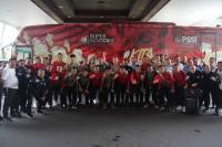 Timnas Indonesia U-22 Bertolak ke Filipina