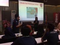 Hadir di Trisakti, MNC Dorong Mahasiswa Jadi Presenter