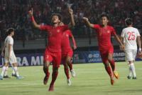 Daftar 23 Pemain Indonesia U-20 All-Stars di Turnamen U-20 International Cup 2019