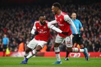 Kebelet Buang Air, Aubameyang Tinggalkan Laga Arsenal vs Brighton