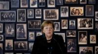 Kanselir Angela Merkel: Jerman Harus Mengingat Kejahatan Nazi