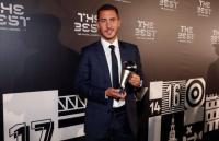 Martinez Yakin Cepat atau Lambat Hazard Bakal Menangi Ballon dOr