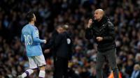 Terseok di Inggris, Guardiola Bantah Man City Prioritaskan Liga Champions