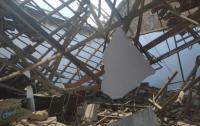 Atap Ruang Arsip Kantor Bawaslu Kota Malang Ambruk