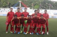 Timnas Indonesia U-22 Tertinggal 0-1 dari Vietnam di Babak Pertama