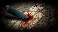 Satu Keluarga Tikam Penjaga Pos Ronda hingga Tergeletak Bersimbah Darah