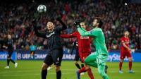 RB Salzburg Imbangi Liverpool di Babak Pertama