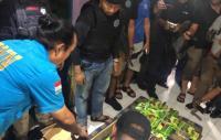 BNN Gerebek Gudang Sabu di Medan, Penarik Becak Motor Diciduk