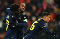 Bangganya Saka Selamatkan Arsenal dari Kekalahan