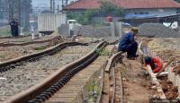 Dua Jalur Sudah Bisa Dilalui Pasca-Kereta Semen Terguling di Blora