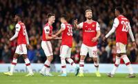Meski Sedang Terpuruk, Sokratis Percaya Arsenal Bisa Kalahkan Man City