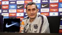 Demi Tiga Poin dari Sociedad, Valverde Minta Barcelona Lupakan El Clasico