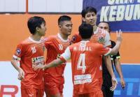 Hasil Liga Futsal Profesional 2020, Sabtu 14 Desember 2019