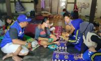 Permukiman di Singkawang Terendam Banjir, Ratusan Warga Diungsikan
