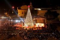 Israel Larang Warga Kristen Palestina Rayakan Natal di Yerusalem, Betlehem