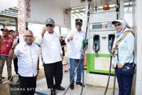 Tinjau Tol Lampung, Menhub: Rest Area Sudah Bagus