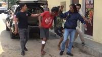 Jual Motor Curian ke Polisi, Dua Residivis Ditembak