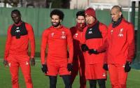 Salah Minta Laga Liverpool vs Man United Tak Perlu Dibesar-besarkan