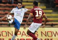 Selangor FA Gilas Persib Bandung 3-0