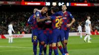Diasuh Setien, Busquets Yakin Barcelona Bisa Raih Trofi Musim Ini