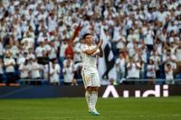 James Selalu Kesulitan untuk Bisa Temukan Tempat di Skuad Utama Madrid