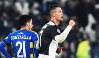 Cetak 16 Gol, Ronaldo Runner-up Top Skor Sementara Liga Italia 2019-2020