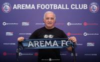 Mario Gomez: Butuh Waktu untuk Jadikan Arema FC sebagai Tim Kuat